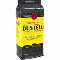 Folgers Whole Bean Coffee Cafe Bustelo Supreme Dark 32 oz. 101800