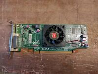 Dell ATI Radeon HD 4550 512MB Low Profile Video Card 584217-001 DMS-59