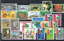 Costa d'avorio Anni 70/80 Raccolta usata viaggiata (b)