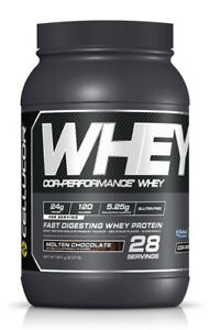 Cellucor Cor-Performance Whey Protein, Molten Chocolate, 2.07 Lbs., 28 Servings