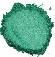 1.5oz Natural Emerald Green Mica Pigment Powder Soap Making Cosmetics - 1 1/2oz