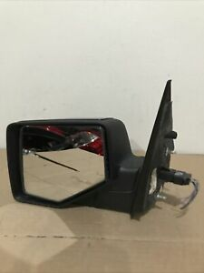 2006-2010 Ford Explorer Driver Left side heated mirror Oem. Blue.