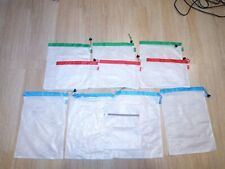 New listing 11 Reusable Mesh Produce Bags, Washable Grocery Bags for Produce New