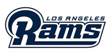 Los Angeles LA Rams NFL Football Logo Sports Decal Sticker buy 2 get 1 free