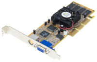 Prolink Nvidia GEFORCE2 MX 400 AGP 64MB DDR MVGA NVG11AM Carte Graphique