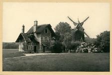 Moulin à Vent  Vintage print  Tirage platine  10,5x15,5  Circa 1900
