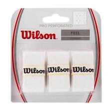 Wilson Pro Overgrip perforato per Tennis, Padel