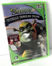 DVD Shrek Video Game TV Totally Tangled Tales Questions John Cleese Sealed Fiona