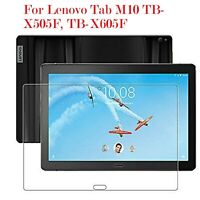 Genuine Tempered Glass for Lenovo Tab M10 TB-X605F, X505F Screen Protector Cover