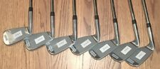 NEW Wishon Sterling SL One Length Golf Irons 5-PW,GW; Recoil 660 F2 grphte A 68g