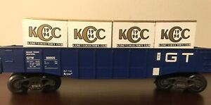 K-LINE K90005IC K-Line Collector's Club Gondola with Crates, 1994