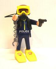 Playmobil Police-Diver (#11)