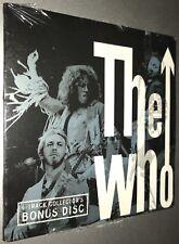 The Who – 4 Track Collector's Bonus CD UTVR 05034-2 Townshend Daltrey 2002