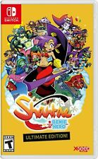 Shantae: Half-Genie Hero Ultimate Edition-Nintendo Switch región libre Xseed