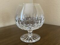 KRISTALUXUS Brandy Glass Mexico Cut and Pressed 24% Lead Crystal