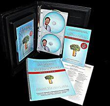 Six Weeks To An Ultramind Mark Hyman 7 CD 2 DVD Workbook Mind Improvement Course