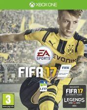 Jeu XBOX ONE FIFA 17