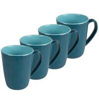 Kampa Java Melamine Camping Tableware - Set of 4 Mugs