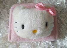 Sanrio Hello Kitty Plush Multi Purpose Pouch Coin Purse Wallet