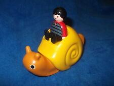 Playmobil 123 1 2 3 First Smile Tier Tiere 1 X Schnecke + Figur 6755 Rassel