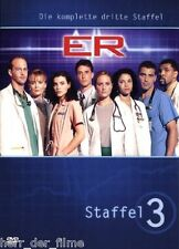 ER (EMERGENCY ROOM), Staffel 3 (Season 3), 4 DVDs NEU+OVP