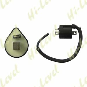 Yamaha DT 125 R Ignition Coil 1988-2003