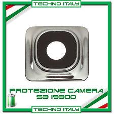 VETRINO DELLA FOTOCAMERA POSTERIORE PER SAMSUNG S3 i9300