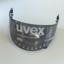 Uvex 2d VISIERA vx005 Evo per ONYX CARBON Uvision GT 500 chiaro Supravision ANTIFOG