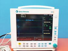 GE Datex Ohmeda s5 // s/5 // f-cmc1... 01. // N-cmnet con modulo e accessori n. 2