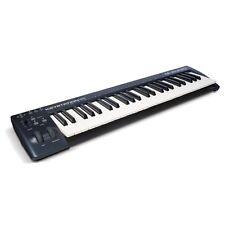 M-Audio Keystation 49 MKII USB MIDI Velocity Sensitive Keyboard Controller MK2