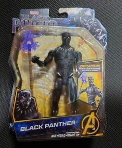 Marvel Black Panther 6-inch Black Panther Figure