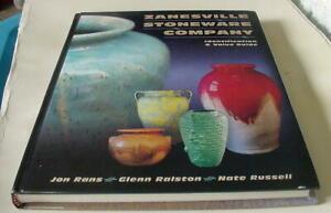 2002 ZANESBILLE STONEWARE COMPANY ID'S & VALUE BY JON RANS-GLENN-NATE RUSSELL