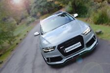 Audi A4 Avant Body Kit Conversion to create the RS4 Style Estate