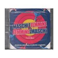 AA.VV. CD Maschi Contro Femmine Femmine Contro Maschi OST Sigillato 088697849242