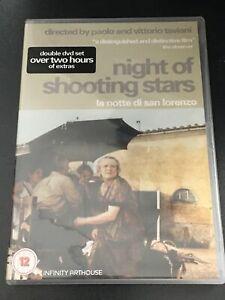 The Night of the Shooting Stars DVD R2  Omero Antonutti, Taviani   Like New