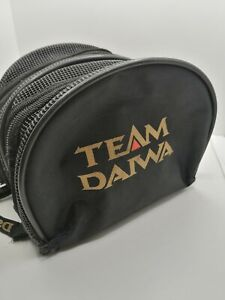Team Daiwa Doublel Fishing Reel Case Used Excellent Condition Match Course