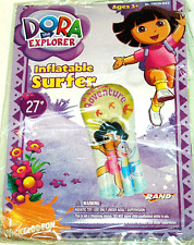 "DORA Inflatable Surfer Raft 27"" / Floating Pool Toy"