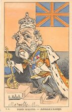 More details for b91813 b molach  uk england royalty king edward vii comics august pears