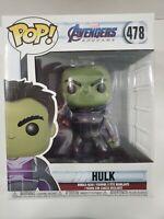 """Funko - POP Marvel: Avengers Endgame - 6"""" Hulk w/ Gauntlet Brand New In Box"""