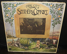 Southern Comfort Frog City 1971 LP Vinyl Capitol Records ST-800 EMI Stereo