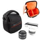 Tracolla Marsupio Fotocamera Custodia borsa per Sony Cyber-shot DSC H400 H300