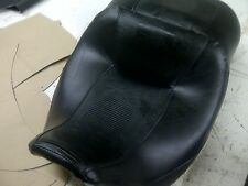 """Harley 08-13 ultra classic Touring Replacement Seat COVER w/ gator &1/2"""" topfoam"""