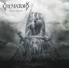 CREMATORY - MONUMENT - CD SIGIPACK NEW SEALED 2016