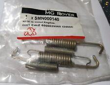 ROVER 75 (New Genuine MG ROVER) REAR BRAKE SHOE RETURN SPRINGS  SMN100140