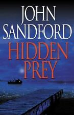 Prey: Hidden Prey by John Sandford (2004, Hardcover)