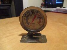 De Colección Estilo Tala termómetro De Horno Cromado De Pie O Colgar Estante en muy buena condición Retro