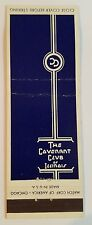 Rare Matchbook Cover - THE COVENANT CLUB OF ILLINOIS