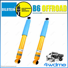 "Toyota Hilux KUN26 N70 4WD Ute 4WD Bilstein B6 Offroad Rear Shocks 2"" 50mm Lift"