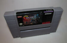 Contra 3 III: The Alien Wars (Super Nintendo Entertainment System, 1992) SNES