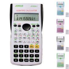 Calculadora Cientifica Multifunciones Joinus para Matematicas con Doble Display